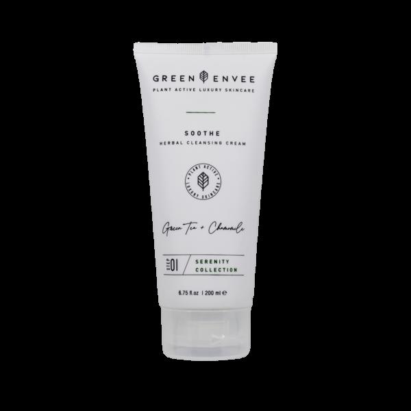 Green Envee溫和草本潔面乳